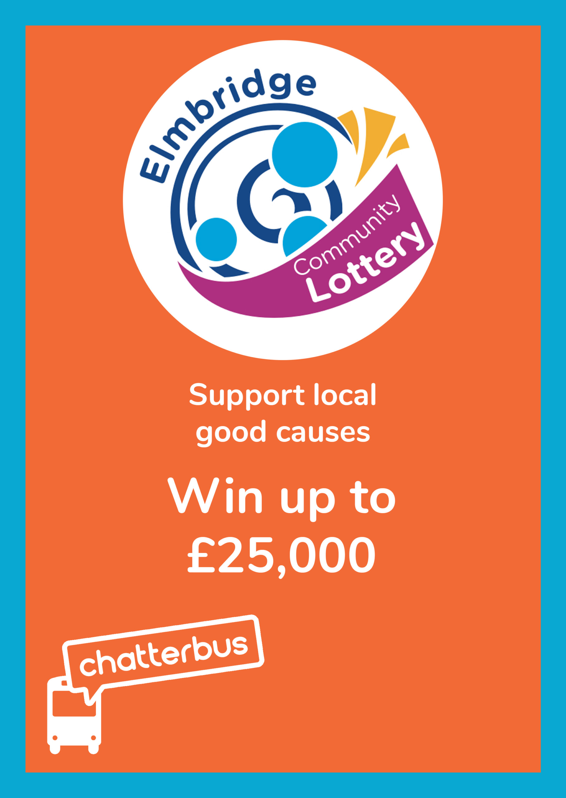 Elmbridge Lottery Logo